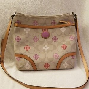 Coach Leather Purse